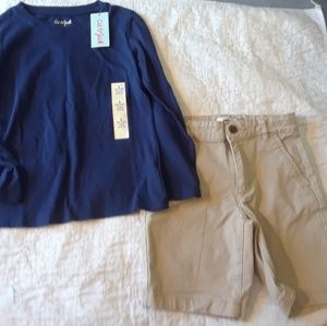 NWT 6 BOYS CAT & JACK OLD NAVY BUNDLE  lot
